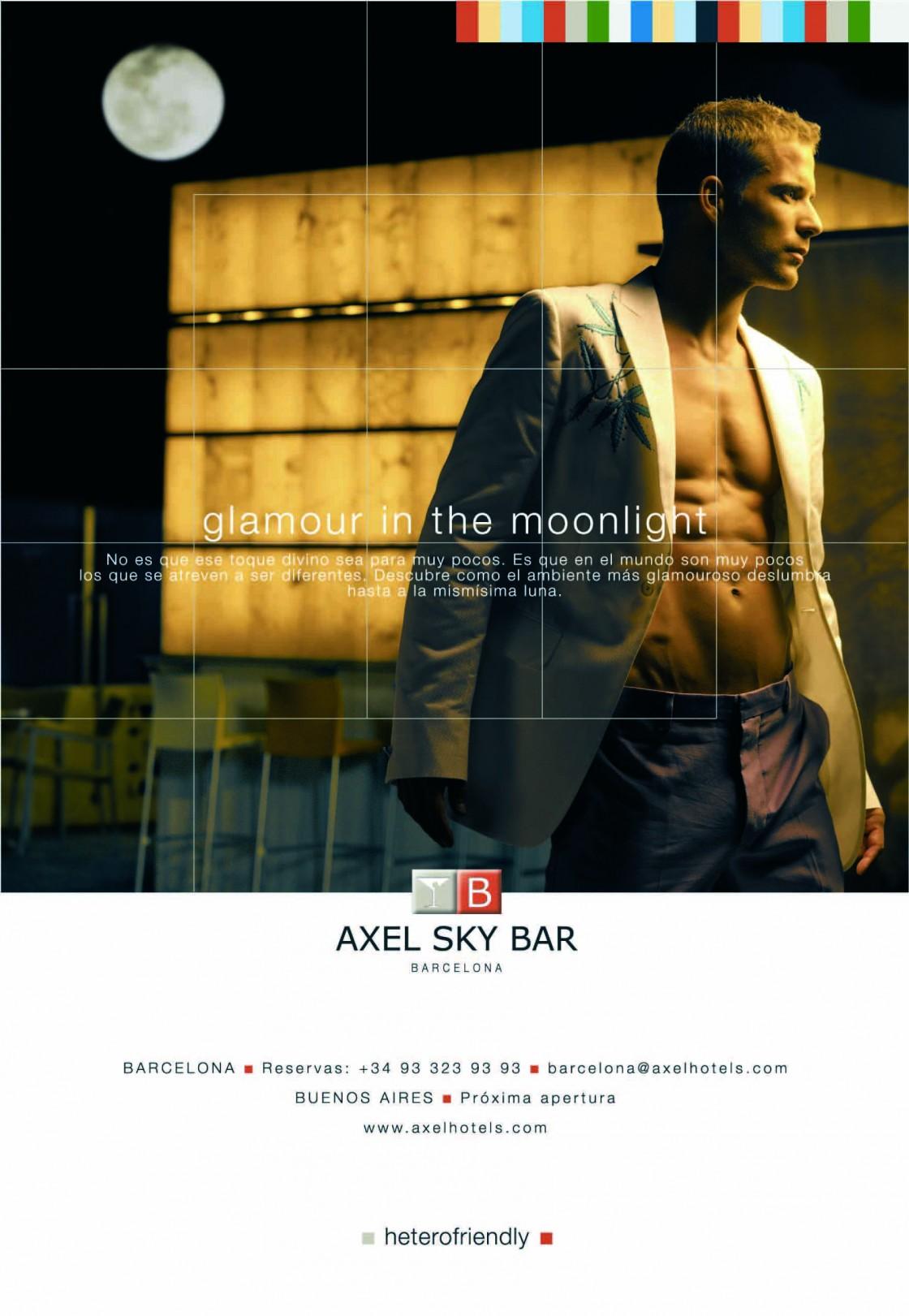 Axel Sky Bar